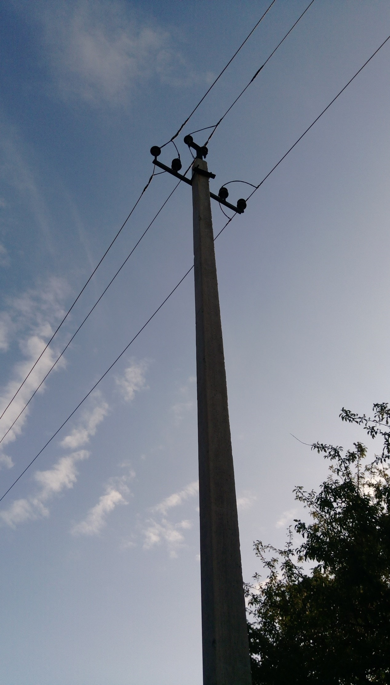 Как отличить линии электропередач фото