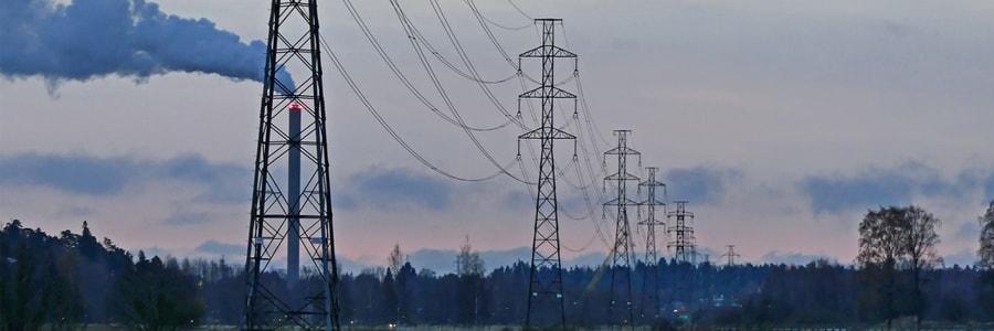 фото высоковольтных линий (ВЛ)