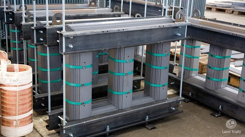 фото магнитопровода трансформатора